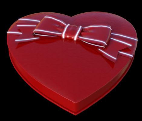 cioccolatini di san valentino