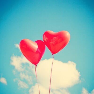 san valentino palloncini